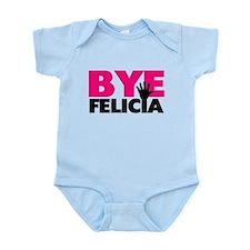 Bye Felicia Hand Wave Infant Bodysuit