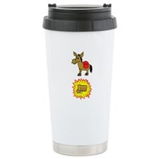 Cute Urban humor Travel Mug