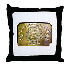 San Francisco Vigilantes Throw Pillow