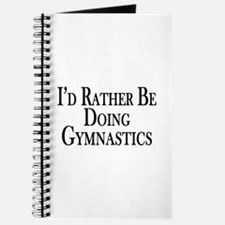 Rather Be Doing Gymnastics Journal