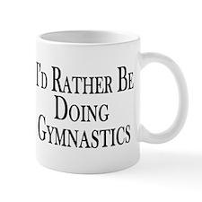 Rather Be Doing Gymnastics Mug