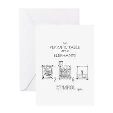 Ethanol Greeting Cards