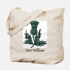 Thistle - Fort William dist. Tote Bag