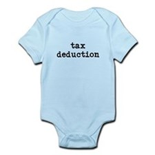 Tax Deduction Infant Onesie Body Suit