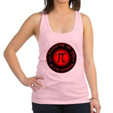 Ultimate Pi Day 2015 3.14.15 9: Racerback Tank Top