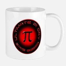 Ultimate Pi Day 2015 3.14.15 9:26:53 (r Mug