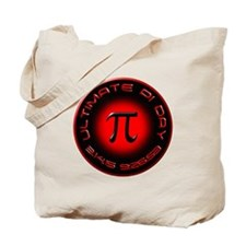 Ultimate Pi Day 2015 3.14.15 9:26:53 (red Tote Bag