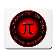 Ultimate Pi Day 2015 3.14.15 9:26:53 (re Mousepad