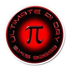 Ultimate Pi Day 2015 3.14.15 9:26 Round Car Magnet