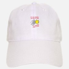 WIN OR LOSE TENNIS Baseball Cap