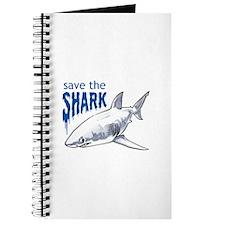 SAVE THE SHARK Journal