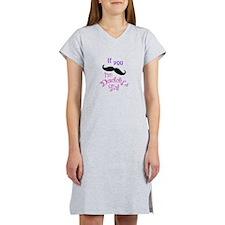 IM DADDYS GIRL Women's Nightshirt