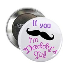 """IM DADDYS GIRL 2.25"""" Button (10 pack)"""