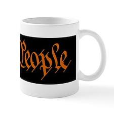 We The People Mug