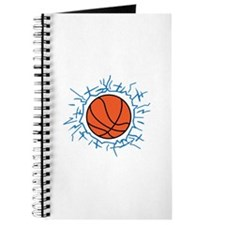 SHATTERED BACKBOARD Journal
