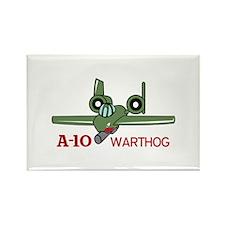 A TEN WARTHOG Magnets