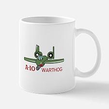A TEN WARTHOG Mugs