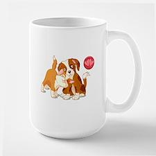 Cat and Dog Pals Mugs