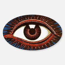 Eye Eyeball Decal