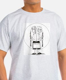 Dueling Oboes T-Shirt