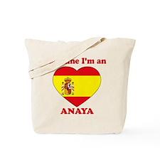 Anaya, Valentine's Day Tote Bag
