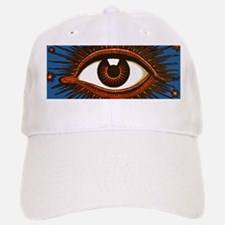 Eye Eyeball Baseball Baseball Cap