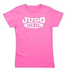 Cute Judo girl Girl's Tee