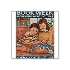 1948 Children's Book Week Sticker