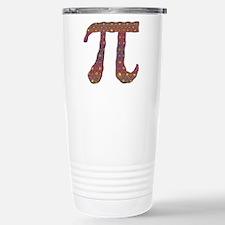 Psy Pi - Psychedelic Pi Travel Mug