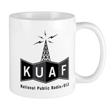 Kuaf 30th Anniversary Mugs