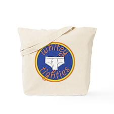 Whitey Tighties Tote Bag