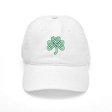 Celtic Clover Baseball Baseball Baseball Cap
