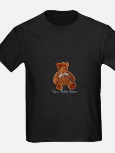 Teddy Bear, Teddie Watercolour / watercolo T-Shirt