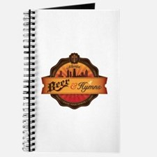 Beer and Hymns LARGE Journal