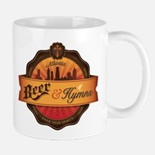 Beer And Hymns Mugs