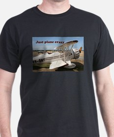 Just plane crazy: Waco aircraft T-Shirt