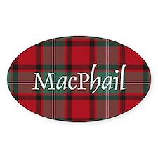 Tartan - MacPhail Decal