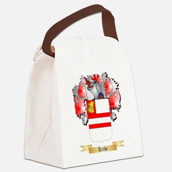 Kirby (Ireland) Canvas Lunch Bag