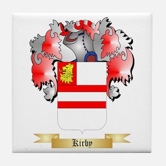Kirby (Ireland) Tile Coaster