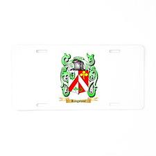 Kingstone Aluminum License Plate