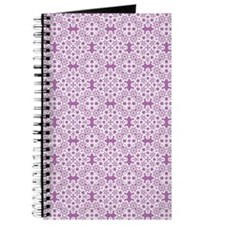 Radiant Orchid & White Lace 2 Journal