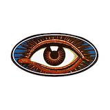 Eyeball Patches
