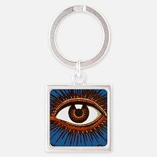 Eye Eyeball Keychains