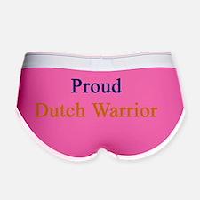 Proud Dutch Warrior  Women's Boy Brief