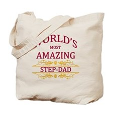 Step-Dad Tote Bag