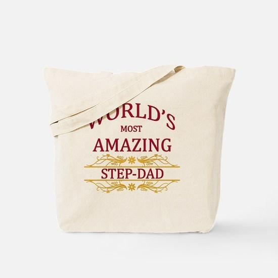 Step-Dad Tote Bag