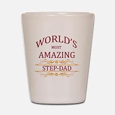 Step-Dad Shot Glass