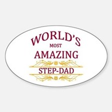 Step-Dad Decal