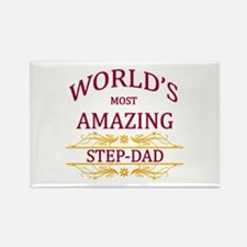 Step-Dad Magnets