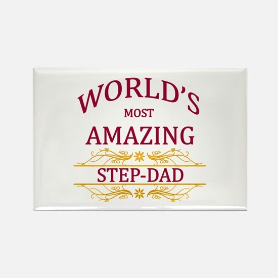 Step-Dad Magnets